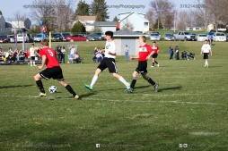Boys Soccer - CPU vs Western Dubuque-4337