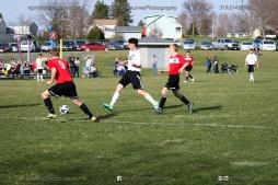 Boys Soccer - CPU vs Western Dubuque-4337