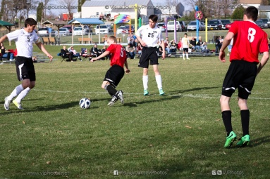 Boys Soccer - CPU vs Western Dubuque-4344