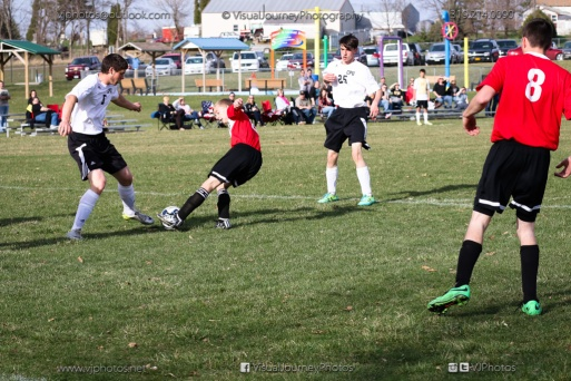 Boys Soccer - CPU vs Western Dubuque-4345