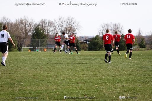 Boys Soccer - CPU vs Western Dubuque-4353