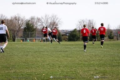 Boys Soccer - CPU vs Western Dubuque-4354