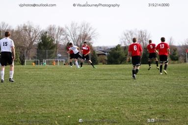 Boys Soccer - CPU vs Western Dubuque-4355