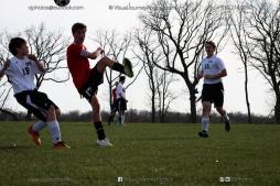 Boys Soccer - CPU vs Western Dubuque-4360