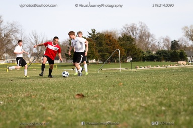 Boys Soccer - CPU vs Western Dubuque-4365
