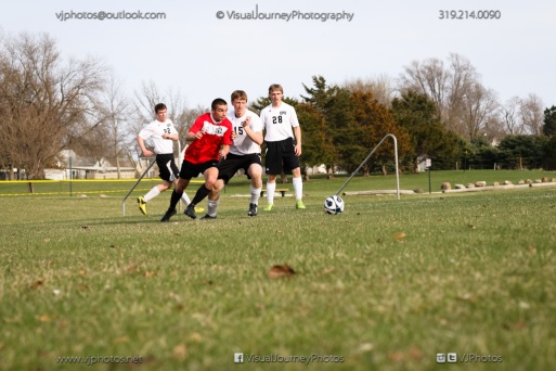 Boys Soccer - CPU vs Western Dubuque-4367