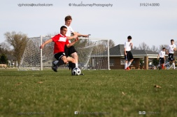 Boys Soccer - CPU vs Western Dubuque-4373