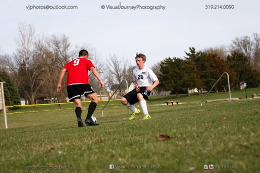 Boys Soccer - CPU vs Western Dubuque-4378