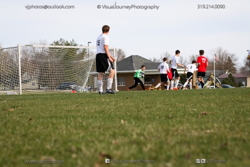 Boys Soccer - CPU vs Western Dubuque-4386