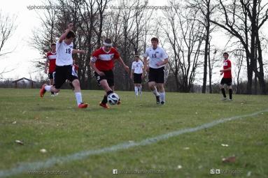 Boys Soccer - CPU vs Western Dubuque-4387