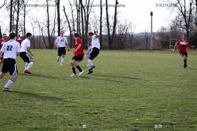 Boys Soccer - CPU vs Western Dubuque-4421