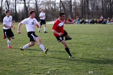 Boys Soccer - CPU vs Western Dubuque-4432