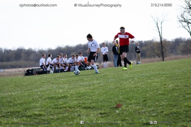 Boys Soccer - CPU vs Western Dubuque-4443