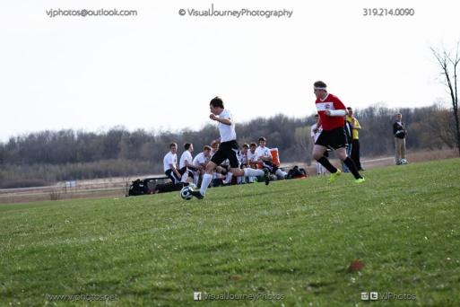 Boys Soccer - CPU vs Western Dubuque-4444