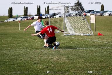 Boys Soccer - CPU vs Western Dubuque-4465