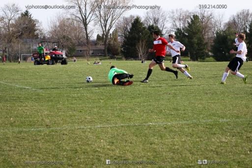 Boys Soccer - CPU vs Western Dubuque-4474