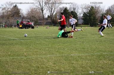 Boys Soccer - CPU vs Western Dubuque-4475