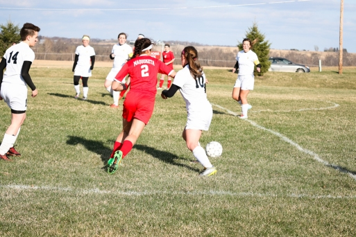 Girls Soccer - Vinton-Shellsburg vs Maquoketa-1361